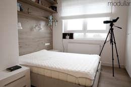 Modullar의  침실