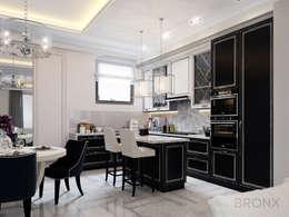 Cocinas de estilo clásico por Bronx