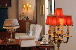 classic Living room تنفيذ Plano Mimarlık ve Teknoloji