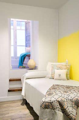 Dormitorios de estilo moderno por Egue y Seta