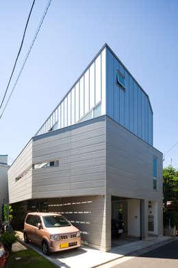 阿佐ヶ谷の家: 設計事務所アーキプレイスが手掛けた家です。