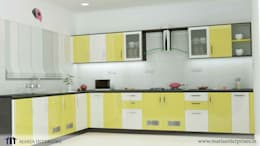 colonial Kitchen تنفيذ Maria Enterprises