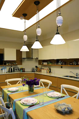 Plano Mimarlık ve Teknoloji – Çengelköy Mesa : modern tarz Mutfak