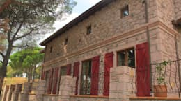 country Houses by Plano Mimarlık ve Teknoloji