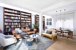 Livings de estilo moderno por Egue y Seta
