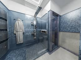 37 foto di bagni italiani moderni con docce magnifiche - Progetti Di Bagni Moderni