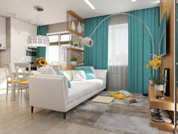 Ruang Keluarga by Alyona Musina
