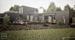 Дом на новой риге: Дома в . Автор – ATO Studio