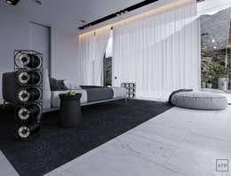 ATO Studio의  침실