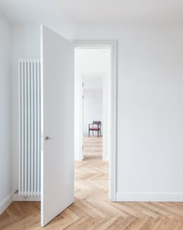 Corridor & hallway by Gisbert Pöppler Architektur Interieur