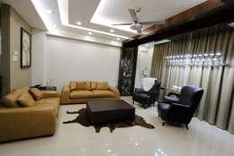 Ruang Keluarga by Mind Studio