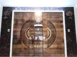 Oberoi Exquisite, Goregaon:  Artwork by J SQUARE - Architectural Studio