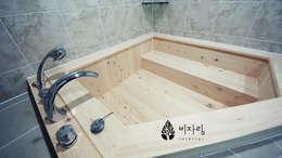 Phòng tắm by 비자림인테리어