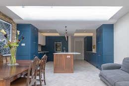 modern Kitchen by Proctor & Co. Architecture Ltd