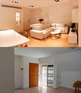 modern Living room by LCB studio
