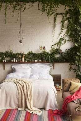 臥室 by Dotto Francesco consulting Green