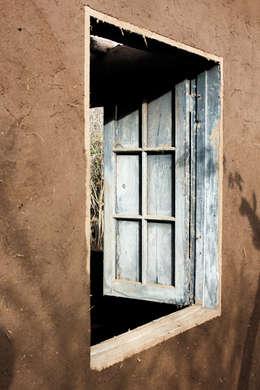 SUBSIDIOS DE REPARACIÓN PATRIMONIAL DE ADOBE: Ventanas de estilo  por ALIWEN arquitectura & construcción sustentable