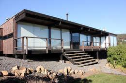 Дома в . Автор – ALIWEN arquitectura & construcción sustentable