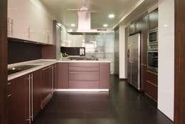 مطبخ تنفيذ Dynamic Designss