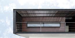 Remodelación Casa Limonares, Melipilla, RM, Chile: Casas de estilo moderno por Landeros & Charles Architects