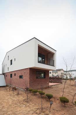 성석동 주택 (Seongseokdong House) : 위빌 의  주택
