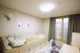 Chambre de style de style Moderne par homelatte