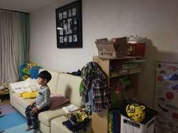 homelatte: modern tarz Çocuk Odası