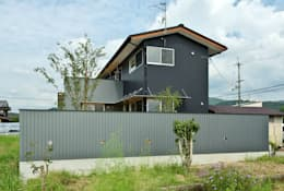有限会社 橋本設計室의  주택
