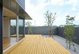 有限会社 橋本設計室의  정원