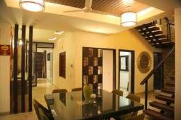 Aayam Consultants:  tarz Koridor ve Hol