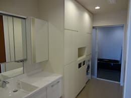 有限会社 橋本設計室의  화장실