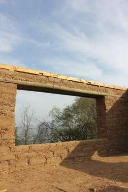 de estilo  por ALIWEN arquitectura & construcción sustentable