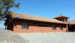 Rumah by ALIWEN arquitectura & construcción sustentable