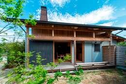 Дома в . Автор – AMI ENVIRONMENT DESIGN/アミ環境デザイン