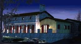 Plano Mimarlık ve Teknoloji – Bağyüzü Taş Ev: kırsal tarz tarz Evler