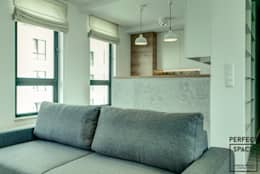 minimalistic Living room by Perfect Space