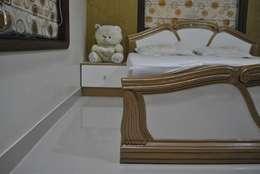modern Bedroom by Arturo Interiors