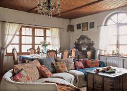 scandinavian Living room by Guseva-style