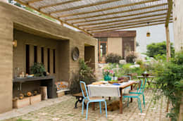 Terrace by Marina Vella Arquitectura