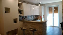 مطبخ تنفيذ Cucine e Design