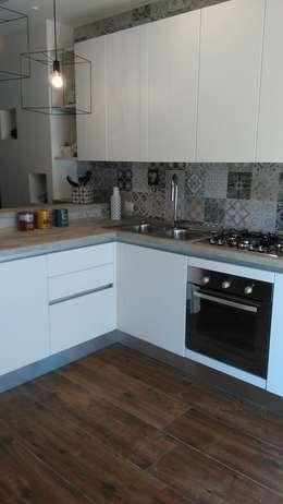 Кухня в . Автор – Cucine e Design