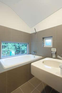 수능리 주택 (Suneungni house): 위빌 의  화장실