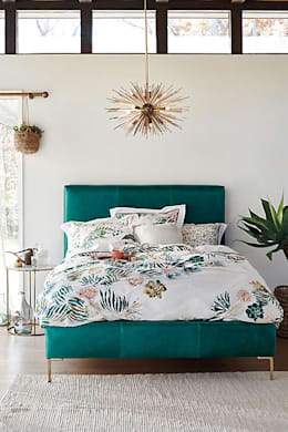 tropical Bedroom by Promenart