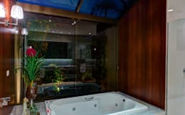 modern Bathroom by BRAVIM ◘ RICCI ARQUITETURA