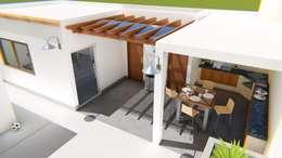 Столовые комнаты в . Автор – FyA Arquitectos