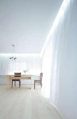 House for Installation - 清州の家 リノベーション: Jun Murata       JAMが手掛けたダイニングです。