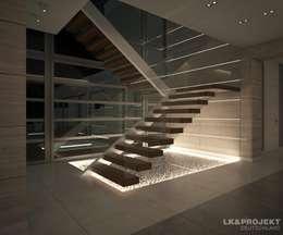 Corridor & hallway by LK&Projekt GmbH