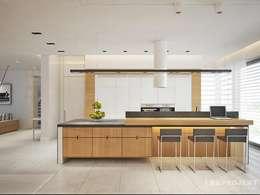 modern Kitchen by LK&Projekt GmbH