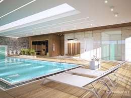 modern Spa by LK&Projekt GmbH