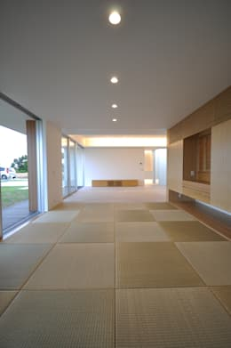 Ruang Multimedia by 門一級建築士事務所